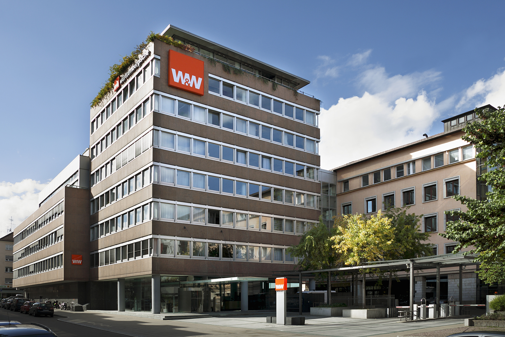 The Companies in the W&W Group